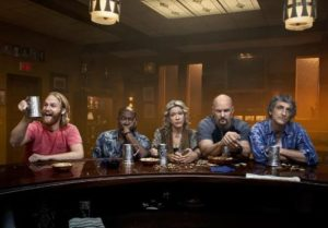 Lodge 49 cast