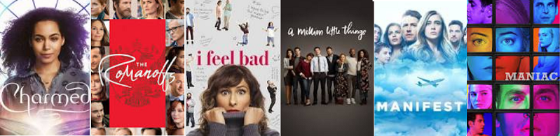 New Popular Shows this Fall