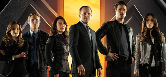 Marvel\'s Agents of S.H.I.E.L.D.