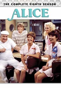 Alice the Complete Eighth Season DVD cover