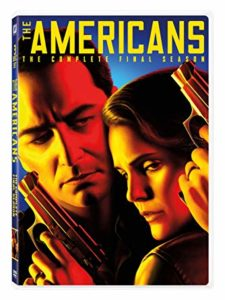 The Americans: Season 6 DVD cover