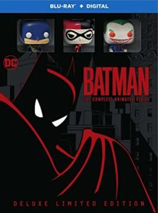 Batman Animated Series Complete DVD cover