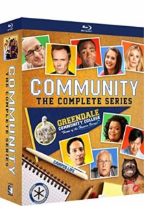 Community The Complete Series DVD cover