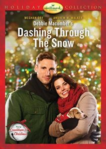Dashing Through the Snow DVD cover