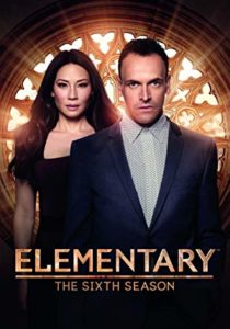 Elementary: The Sixth Season DVD cover