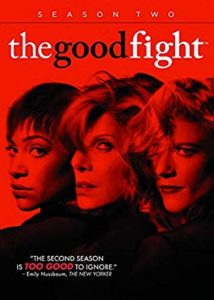 The Good Fight Season 2 DVD cover