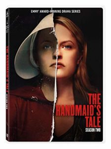 The Handmaid's Tale Season 2 DVD cover
