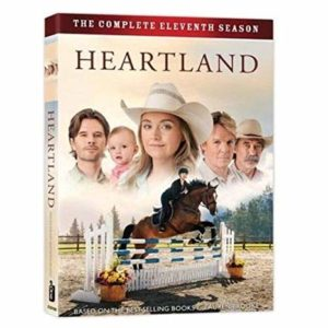 Heartland: Season 11 DVD cover
