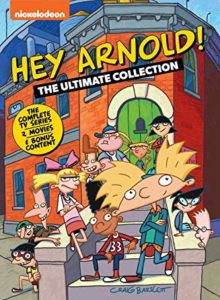 Hey Arnold the Complete Collection DVD cover