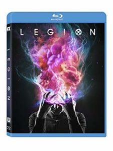 Legion Season 1 Blu-ray DVD cover