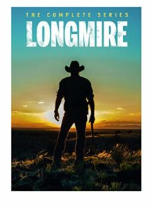 Longmire Complete Series DVD cover