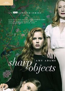 Sharp Objects Season One DVD cover