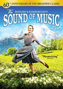 The Sound of Music Live DVD cover