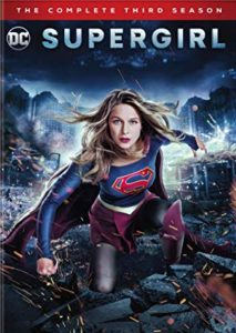 Supergirl Season 3 DVD cover