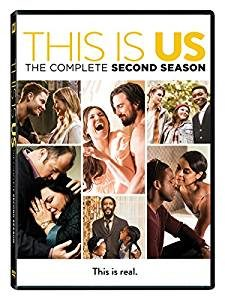 This Is Us Second Season DVD cover