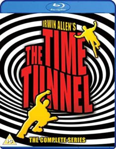 Time Tunnel Complete Series Blu-ray DVD cover