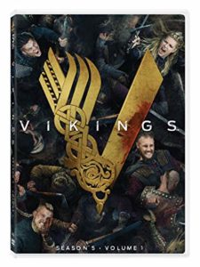 Vikings Season Five, Part One DVD cover