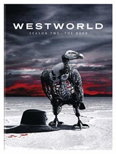 West World Season 2 DVD cover