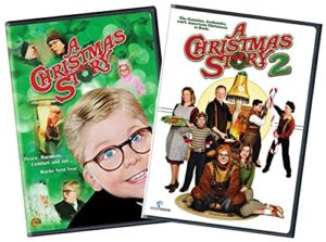 A Christmas Story DVD covers